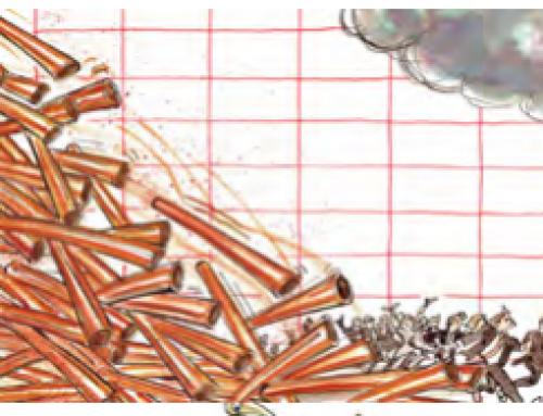 معدن النحاس يصاب بحالة من الضعف